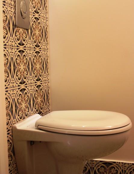 טל גוטהילף, חדר שינה שירותים, צילום יעל גולן (צילום: יעל גולן)