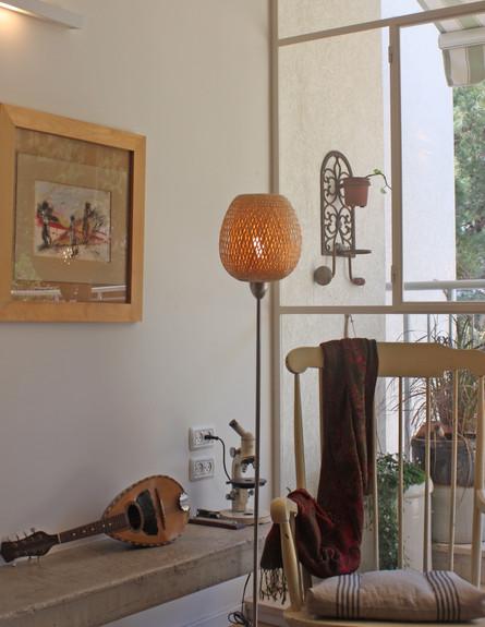 טל גוטהילף, סלון כיסא נדנדה, צילום יעל גולן (צילום: יעל גולן)