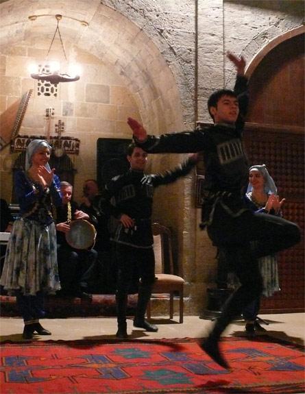 בין אירן לישראל, ביקור באזרבייג'אן (צילום: יוסי זילברמן, חדשות 2)