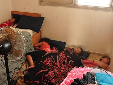 דנה ומשפחתה יפונו מביתם