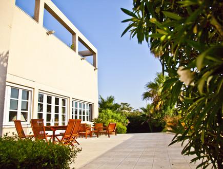 הבתים מבפנים, בית השגריר חוץ כסאות, צילום בנג'מין (צילום: בנג'מין הוגט)