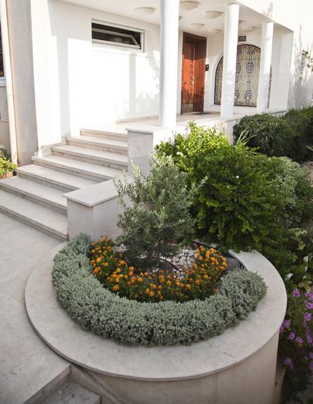 הבתים מבפנים, בית השגריר חוץ צמחייה, צילום בנג'מין (צילום: בנג'מין הוגט)