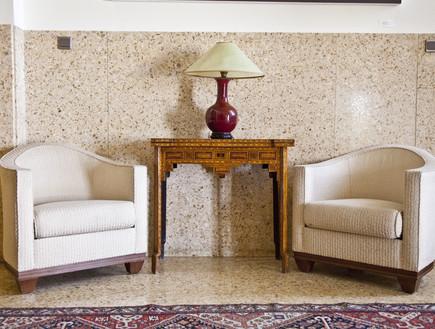 הבתים מבפנים, בית השגריר כסאות, צילום בנג'מין הוגט (צילום: בנג'מין הוגט)