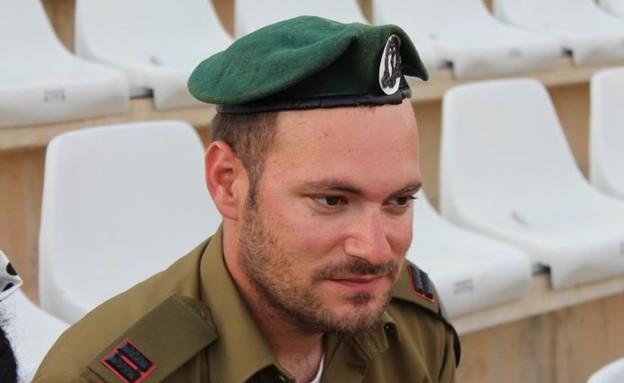 """עמוס אדרי (צילום: דובר צה""""ל)"""