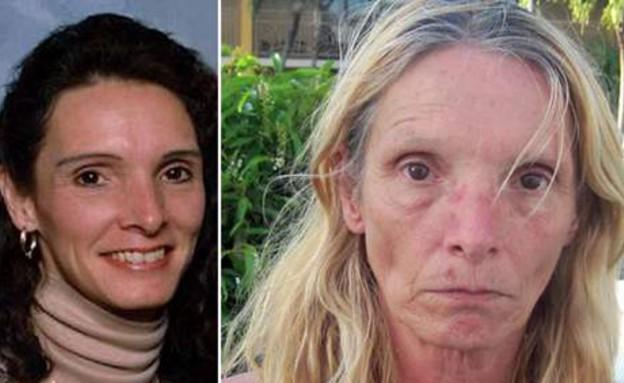 אישה שנעלמה ונמצאה אחרי 11 שנים