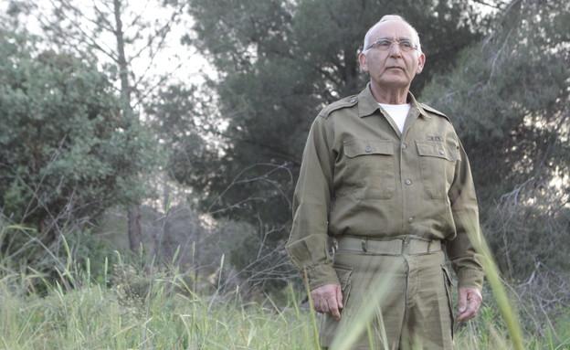 יאיר לוי אב שכול (צילום: תם ביקלס)