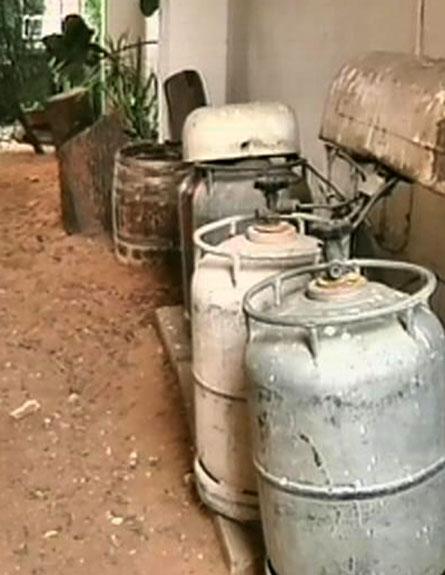 דוח חדש: כך מנפחים את מחיר הגז (צילום: חדשות 2)