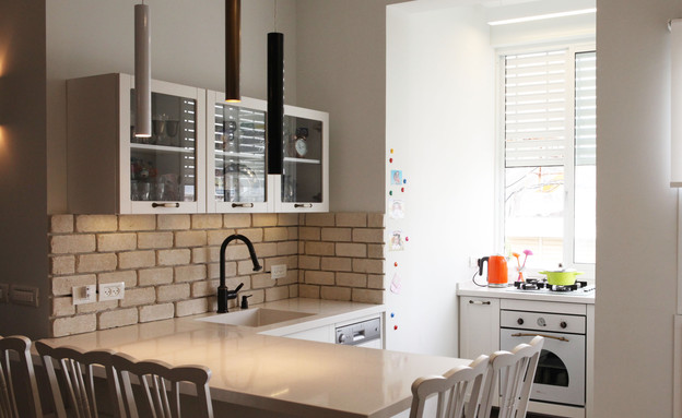 גבעתיים, מטבח (צילום: אורטל דהן)