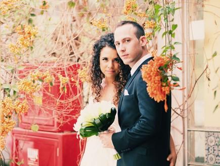 החתונה של דניאל ומיכאל