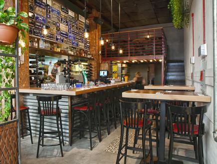 מסעדת ג'קוס סטריט בירושלים