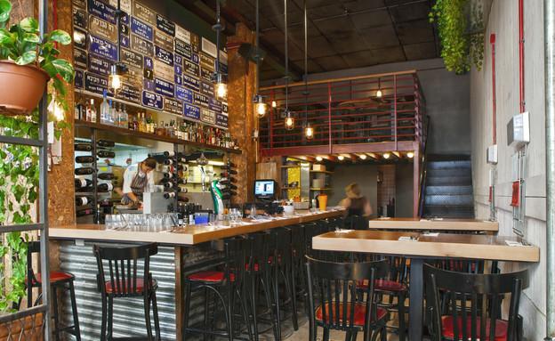 מסעדת ג'קוס סטריט בירושלים (צילום: גלי שריג)