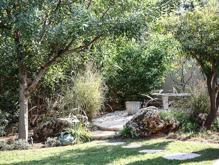 מירי דנקנר, חצר צמחייה