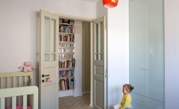 רופין, , חדר ילדים (צילום: שי אפשטיין)
