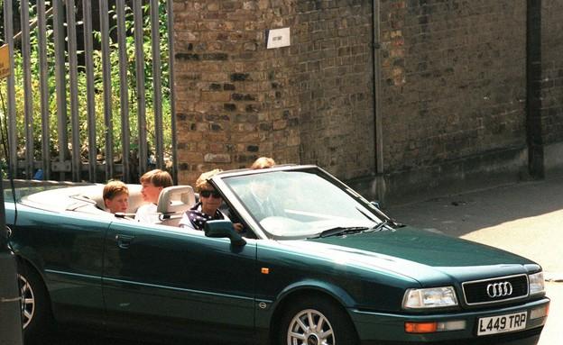 הרכב של הנסיכה דיאנה