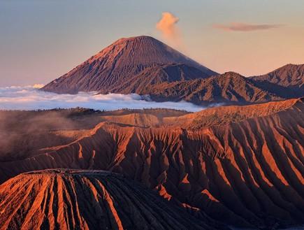 מבט מרחוק, וולקנו אינדונזיה