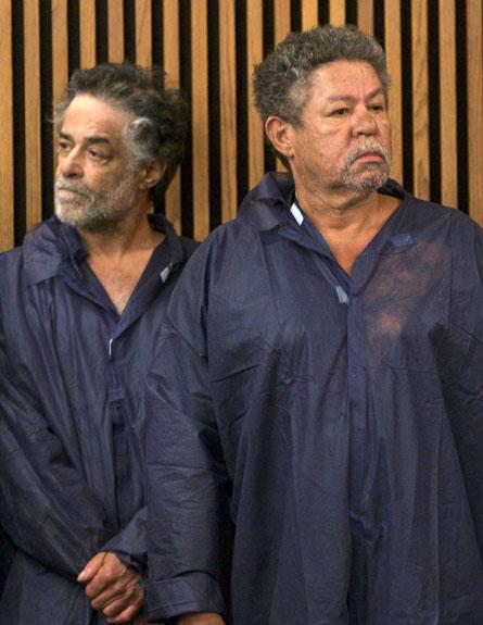 """האחים קסטרו, """"היוצרות התהפכו"""" (צילום: רויטרס)"""