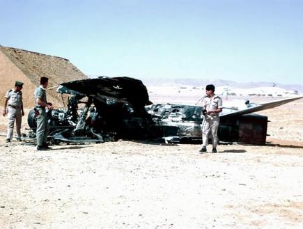 מטוס מצרי שהופל בששת הימים