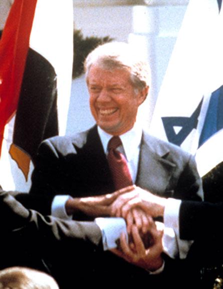 הסכם השלום עם מצרים 1972 (צילום: חדשות 2)