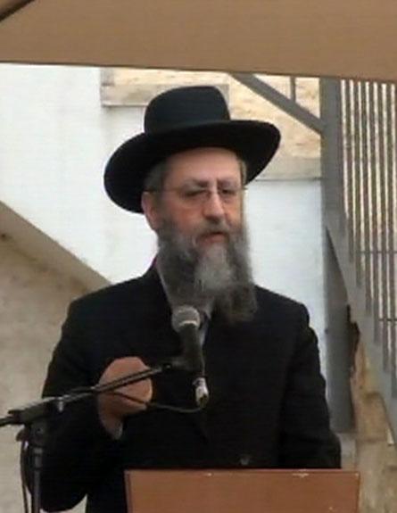 הרב דוד יוסף (צילום: חדשות 2)