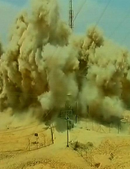 חצי מיליון מוקשים טמונים בישראל (צילום: חדשות 2)