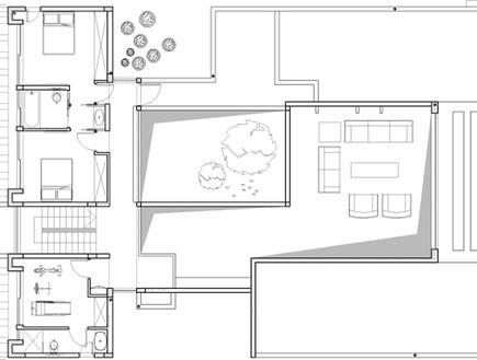 בית בקיסריה, תכנית