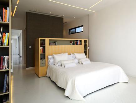 בית בקיסריה, חדר שינה