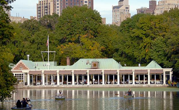 בית הסירות לוב, ניו יורק עם הילדים (צילום: אימג'בנק / Thinkstock)