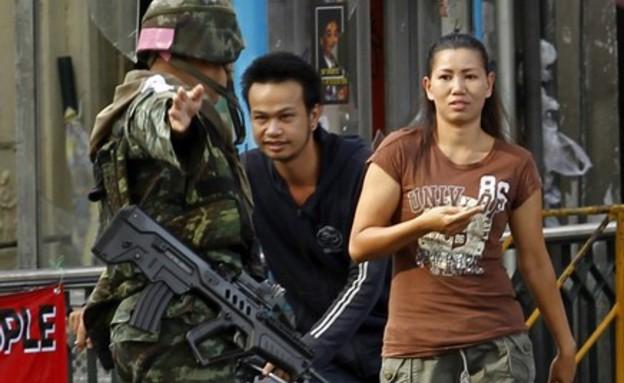 תבור בשירות צבא תאילנד