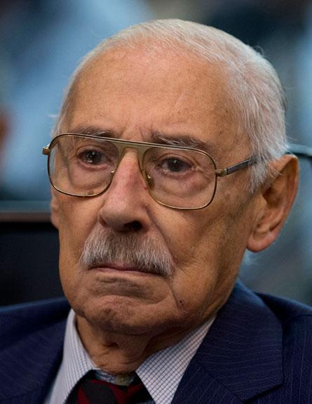 הלך לעולמו בגיל 87. חורחה רפאל וידלה (צילום: AP)
