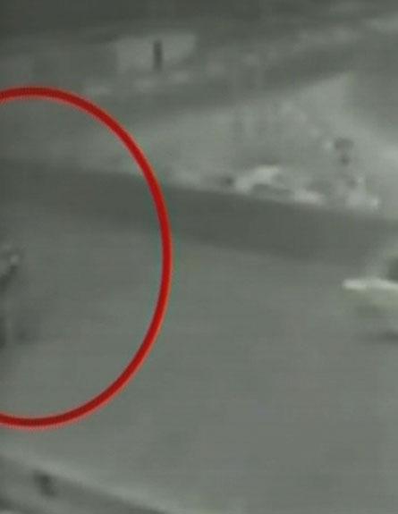 """אירוע הירי ברב דן מרצבך ז""""ל (צילום: חדשות 2)"""
