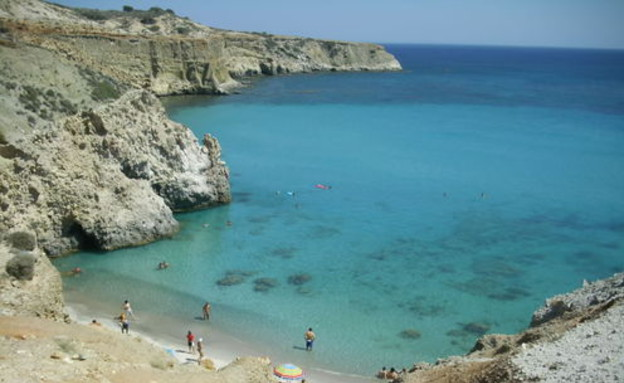 טסיגרדו, חופים נסתרים