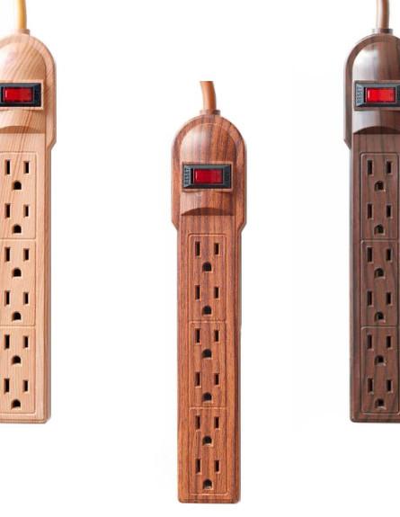 חמישייה 20.5, מנורות עץ (צילום: www.amazon.com )