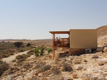 צימר עזוז במדבר
