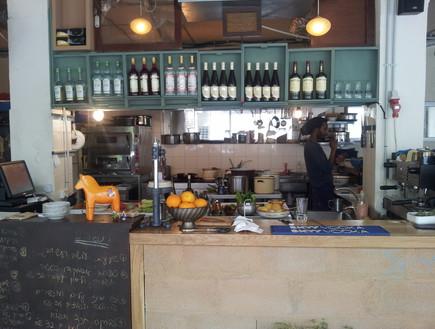 מסעדת זכאים (צילום: דנה בר-אל שוורץ, אוכל טוב)