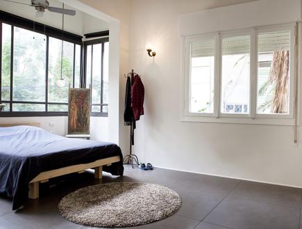 מייקאובר, חדר שינה שטיח