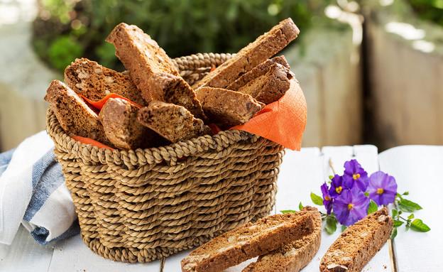עוגיות בישקוטי של אביבה (צילום: בני גם זו לטובה, אוכל טוב)