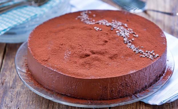 עוגת שוקולד פרווה בחושה (צילום: בני גם זו לטובה, אוכל טוב)