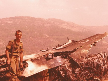 אייל רגוניס בלבנון צילום ביתי