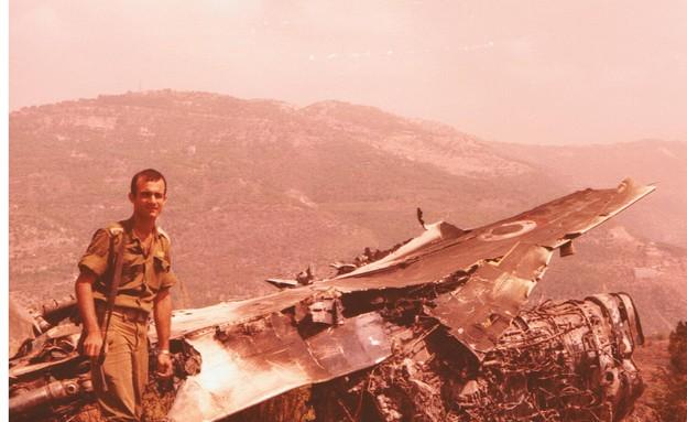 אייל רגוניס בלבנון צילום ביתי (צילום: תומר ושחר צלמים)