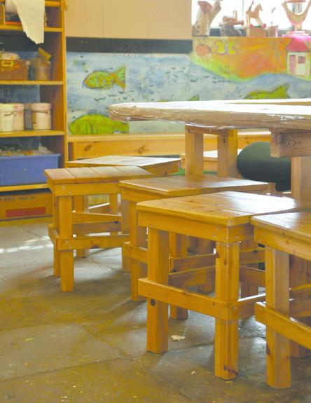 בתי מלאכה, מסוק כסאות (צילום: ליבת רות)