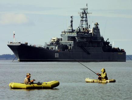 ספינת מלחמה רוסית