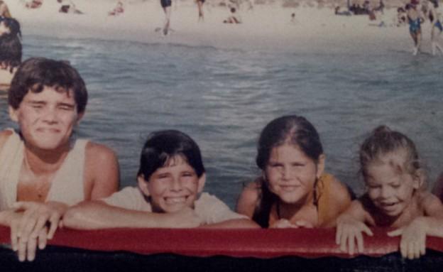 ארבעת הילדים, מיכל דליות (צילום: תומר ושחר צלמים)