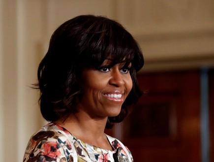 מישל אובמה- נשים הכי חזקות