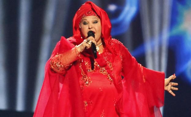 אסמה רדג'פובה אירוויזיון 2013 (צילום: תומאס האנסס, איגוד השידור האירופי)