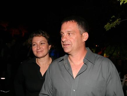 עמנואל רוזן ואישתו טלי צילום אביב חופי