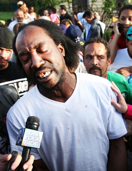 החטופות מקליבלנד (צילום: AP)