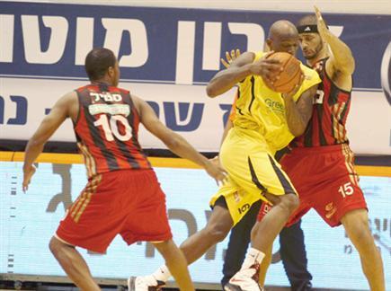 ירושלים עשתה את זה (אלן שיבר) (צילום: ספורט 5)