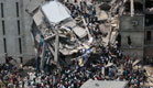 אסון קריסת הבניין (צילום: רויטרס)