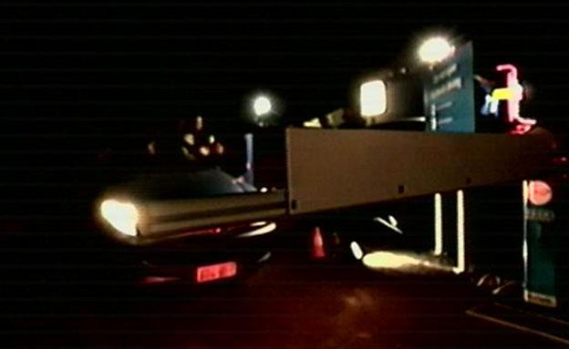 צפו במחסום המשוכלל (צילום: חדשות 2)