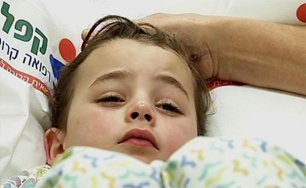 """נס רפואי, אליה בביה""""ח (צילום: חדשות 2)"""